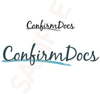 ConfirmDocs - Logo 1