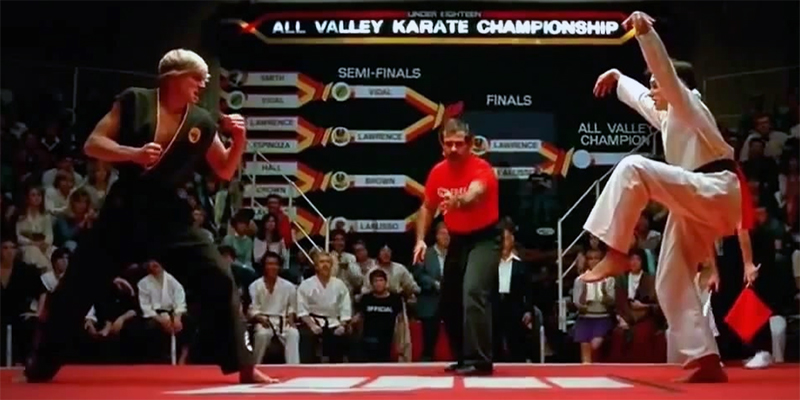 The Original Karate Kid Full Movie Free