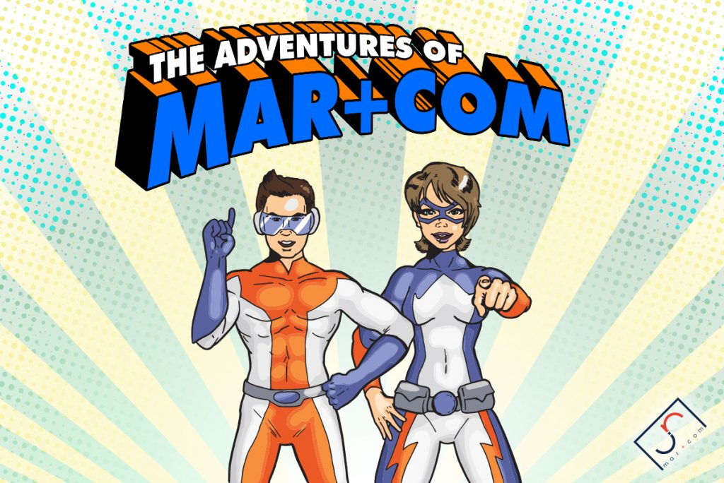 Adventures of Mar+Com